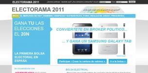 Electorama - Election Stock Market