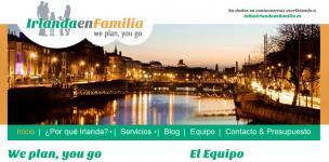 Irlanda en Familia