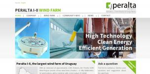 Peralta Wind Farm Uruguay